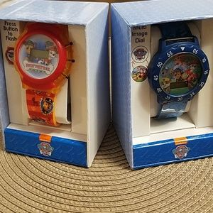 🐶💖Children's Paw Patrol 🐶💖Watch bundle🐶💖